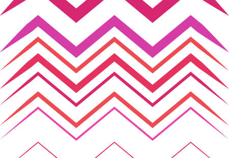 Corrugated, wrinkled, wavy, zig-zag, criss-cross lines abstract colorful geometric pattern, background, texture or backdrop