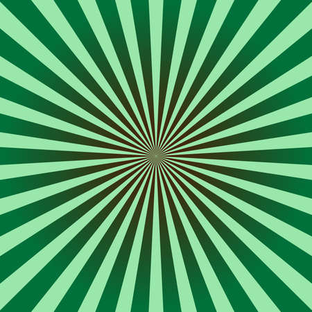 Sunburst, starburst radial, radiating lines colorful square format background, pattern. Sparkle, flare, flash concept graphic