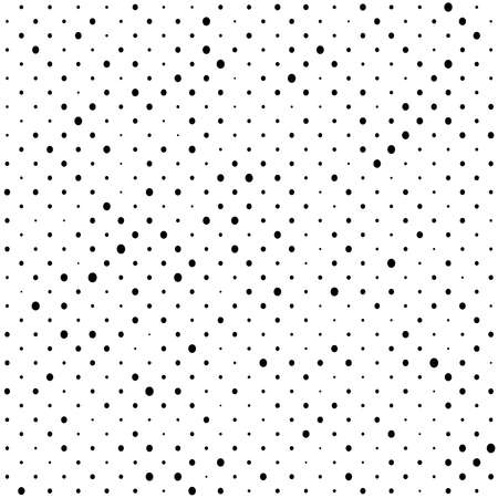 Random dots, circles, speckles pattern. Freckle, stipple-stippling background. Abstract circle vector. Pointillist-pointillism illustration