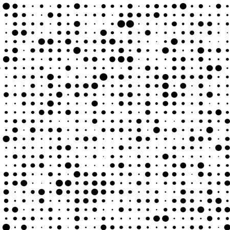 Random dots, circles, speckles pattern. Freckle, stipple-stippling background. Abstract circle vector. Pointillist-pointillism illustration