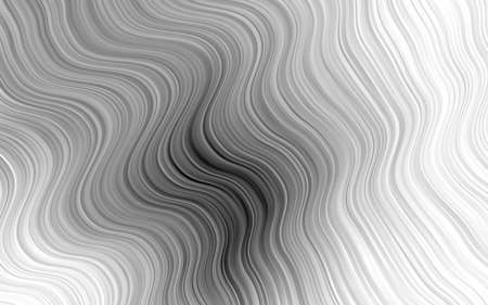 Distorted wavy-waving lines, stripes vector texture