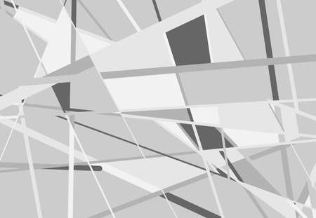Geometric formation mosaic, tessellation design element, background, texture and pattern. Patchwork graphics