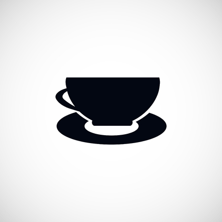 icon vector: Coffee Icon, flat design best vector icon Illustration
