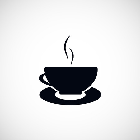 icon vector: Caffee Icon, flat design best vector icon