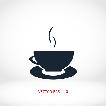caffee: Caffee Icon vector, flat design best vector icon