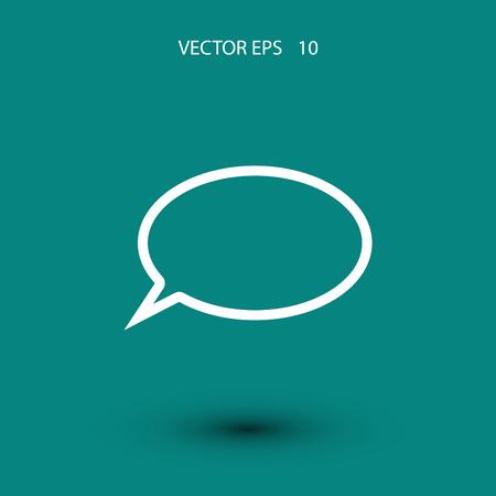 point d interrogation: speech bubble ic�ne, design plat meilleur vecteur ic�ne