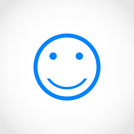 role play: smiles icon vector, flat design best vector icon Illustration