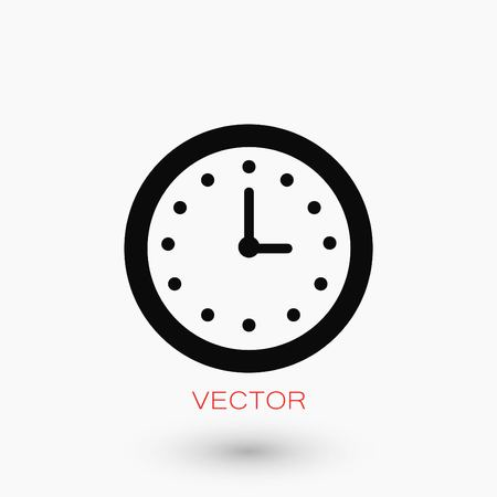 Wristwatch icon vector, flat design best vector icon.