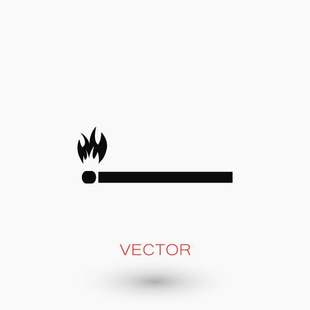 Match icon vector, flat design best vector icon.