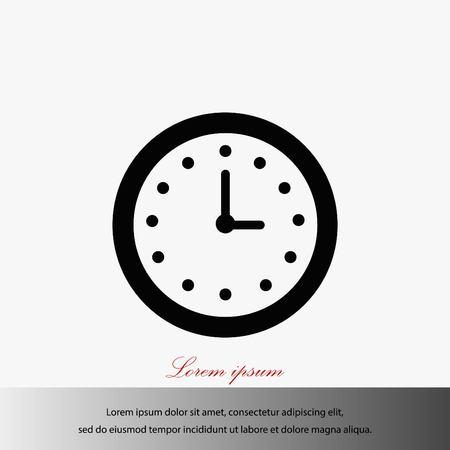 腕時計アイコンベクトル、フラットデザイン最高のベクトルアイコンイラスト。 写真素材 - 92829841