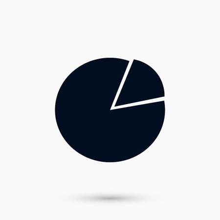 A graphic vector icon, flat design best vector icon Ilustração