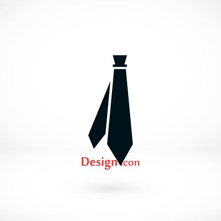Tie icon vector, flat design best vector icon 写真素材 - 94469600