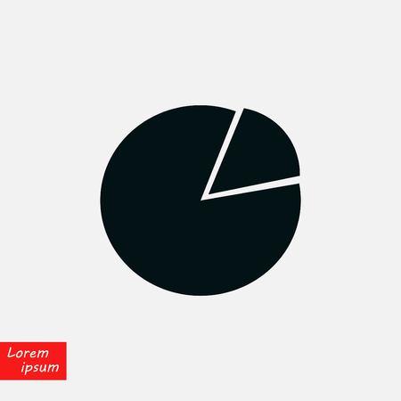 Graphic vector icon, flat design best vector icon