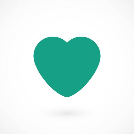 heart icons vector,flat design best vector icon