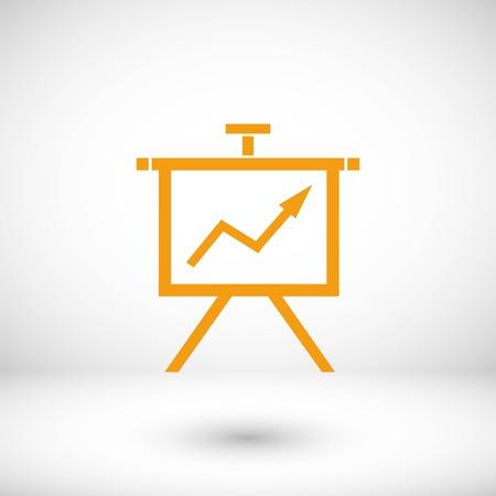 Finance Icon vector, flat design best vector icon Illustration
