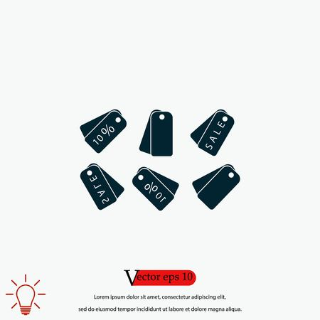 shopping icon vector, flat design best vector icon