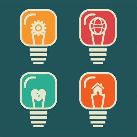 concentration gear: different icon in bulb