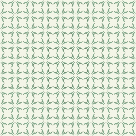 classic green design pattern background vector Vector