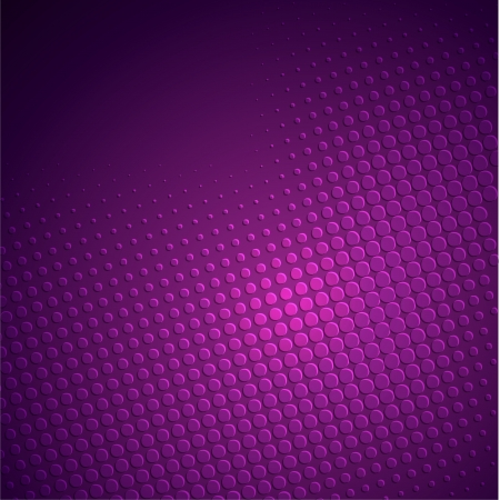 violet halftone background vector Vector