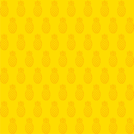 citric: pineapple pattern background design
