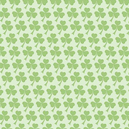 wallpaperrn: creative st. Patricks day symbol pattern background vector Illustration