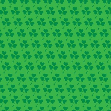 wallpaperrn: St. Patricks day symbol pattern background vector Illustration