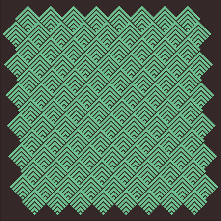 iteration: creative square strip pattern background