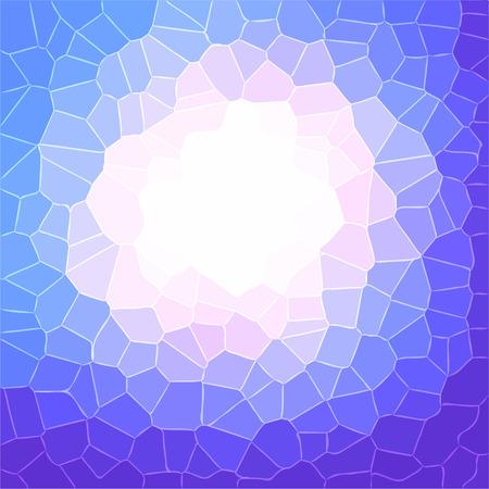 crystallization: purple crystallization pattern background vector