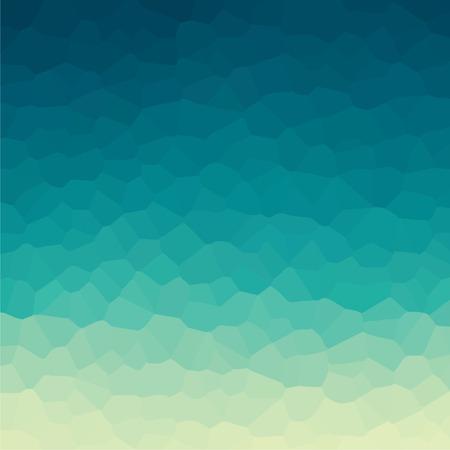random: creative random crystal background design