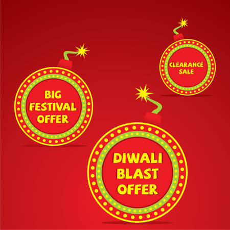 diwali: Happy Diwali shopping sale offer banner design vector
