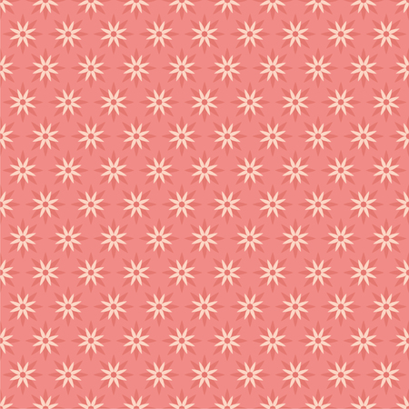flora: creative retro flora pattern background design vector