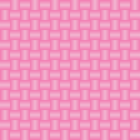 Pink netting seamless background pattern. Vector illustration.