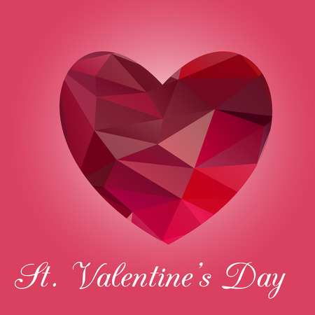 Valentine s day heart