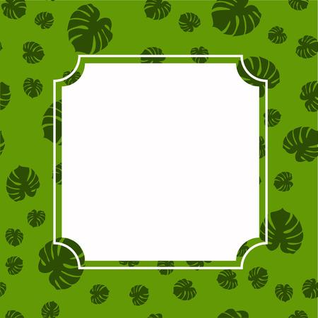 Vector design frame