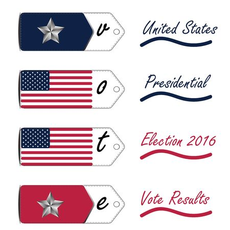United States presidential election 2016 vote results