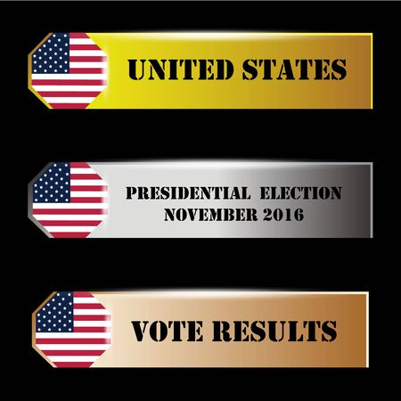 United States presidential election vote results