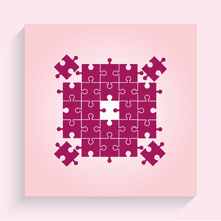 alfa: puzzle icon