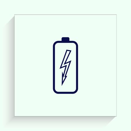 Batterie, Ladesymbol Lizenzfrei Nutzbare Vektorgrafiken, Clip Arts ...
