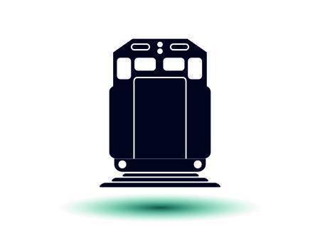 freight: Freight train icon