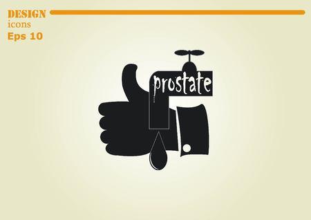erectile: healthy man to cure prostatitis Urology icon