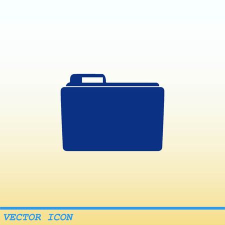filing documents: Folders and files icon