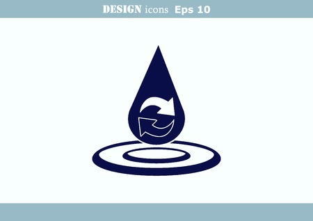droplet: Droplet icon