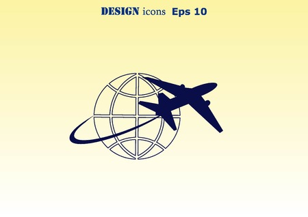 Aircraft icon