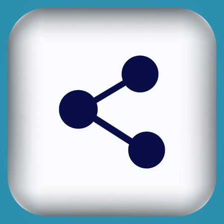 metal net: Connection icon