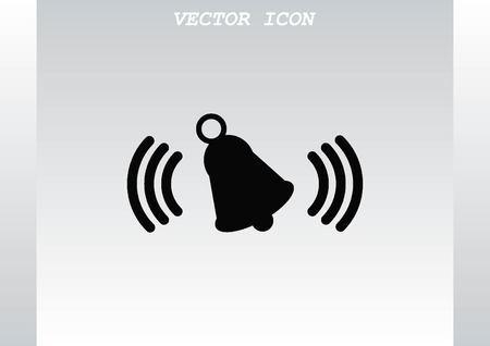 ringer: Ringer icon Illustration