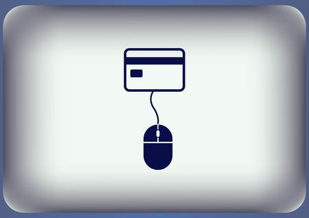 electronic: Electronic money icon