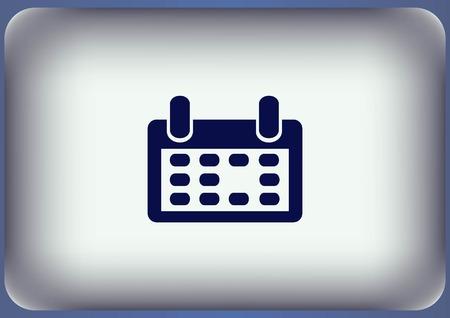 diary: calendar diary icon