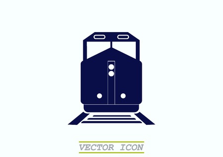 diesel train: Freight train icon