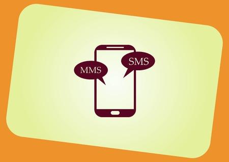 phone talk: Phone talk icon