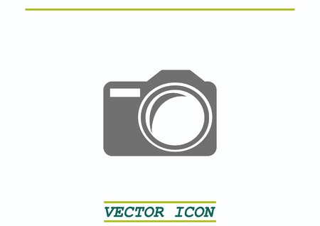 video icons: Video icon, vector illustration